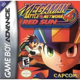 Mega Man Battle Network 4: Red Sun (Game Boy Advance)